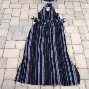 Amaryllis Halter Dress•NWT•szS